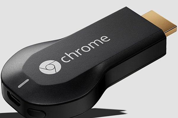 Google chromecast lets you stream shows to your TV using