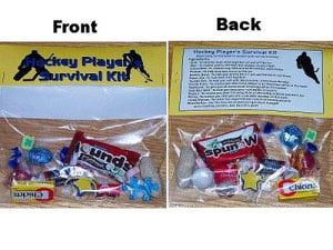 Great Party Games for an Ice Hockey Birthday Party Survival kit