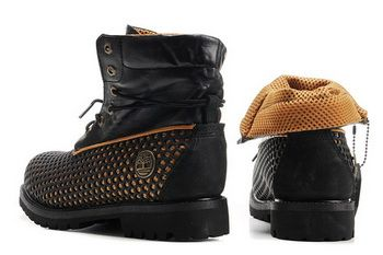 Black Honeycomb Timbs | Timberland boots women, Timberland
