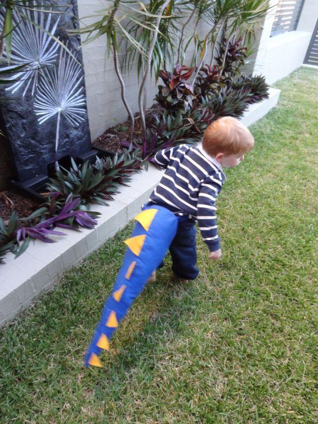 DIY tail tutorial