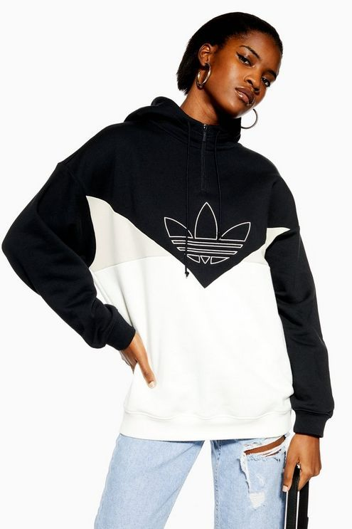 Colour Blocking Hoodie by adidas in 2019   Adidas goals