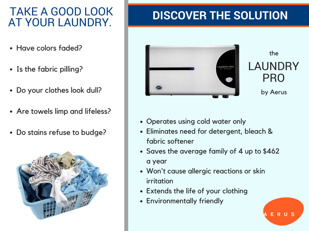 Extend The Life Of Your Clothes With Laundrypro By Aerus No