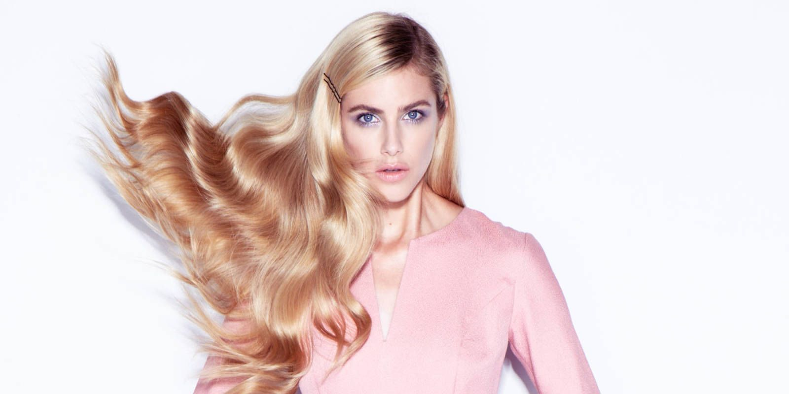 Glossy perfect hair -Cosmopolitan.co.uk