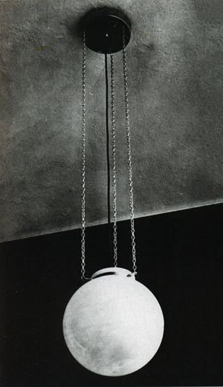 Marianne Brandt model No  ME104 c 1926 nickel-plated brass mount