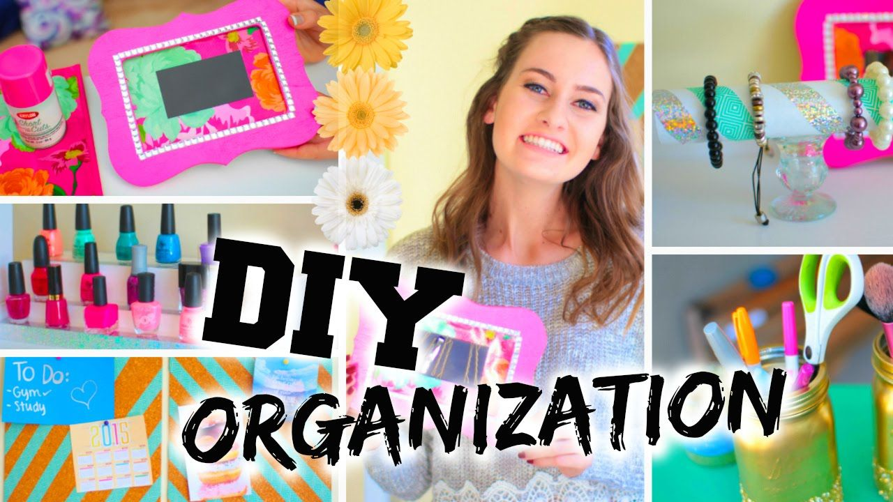 DIY Room Organization + Easy Ways to Organize! by PrimroseMakeup   the bracelet stand is super cute!