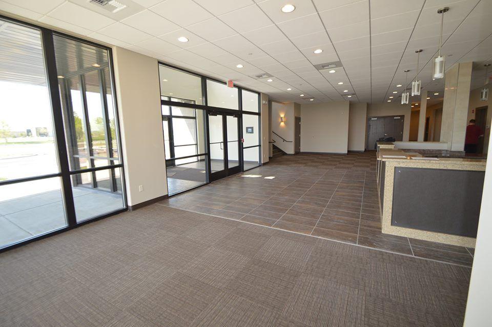 Payne Financial Lobby on Gable Road in Billings, MT