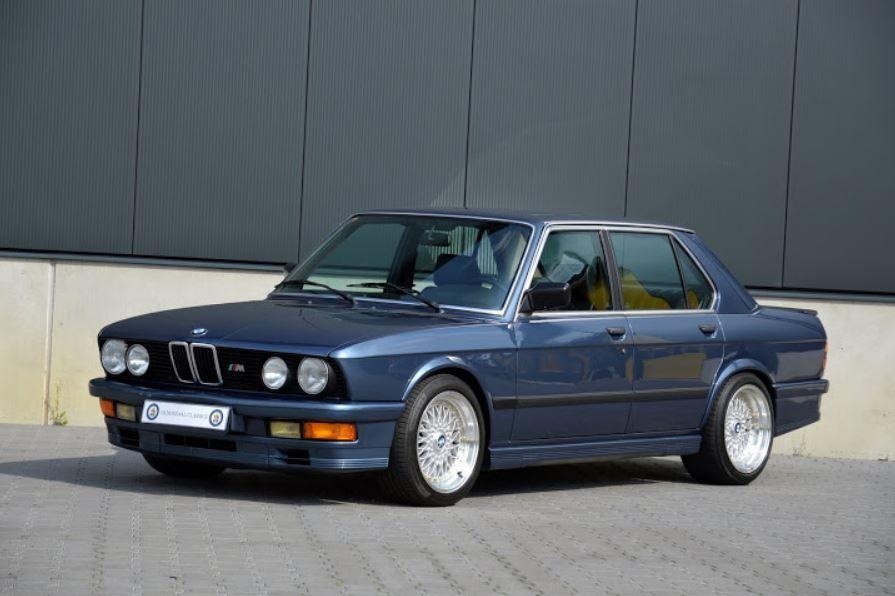 1986 BMW E28 M535I