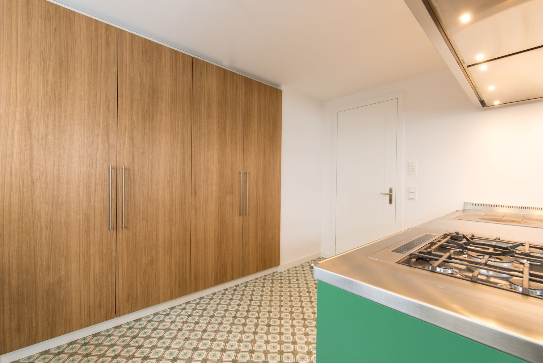 Via Zementfliesen küche zementfliesen via holzherd gasherd umbau einfamilienhaus
