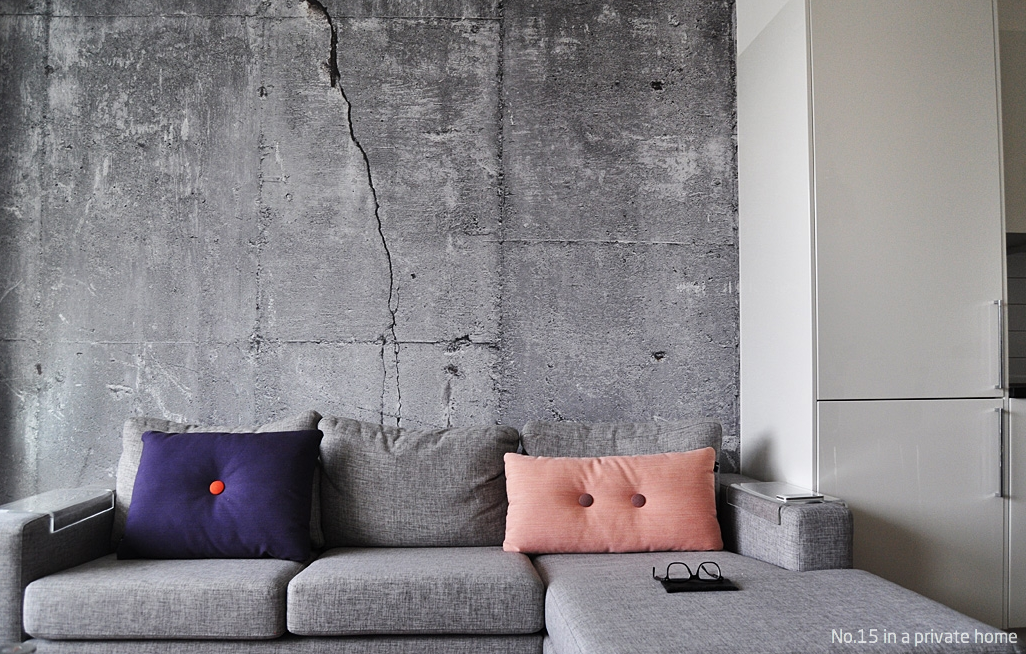 Concrete Wallpaper Tom Haga Faux Finishes For Walls Cinder Block Walls Faux Walls