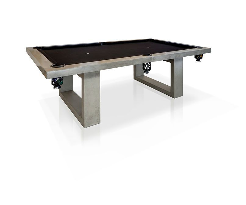 Bon James DeWulf | Designer Pool Table, Concrete And Outdoor Pool Tables