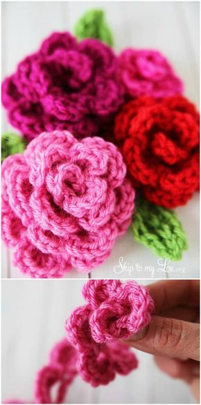 100 Free Crochet Patterns That Are Perfect For Beginners - Page 3 of ...