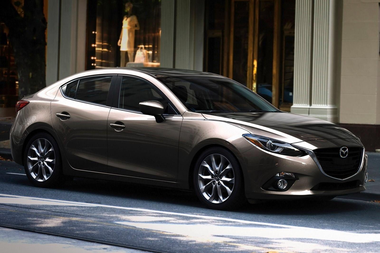 silver sedan review neo aluminium performancedrive video mazda