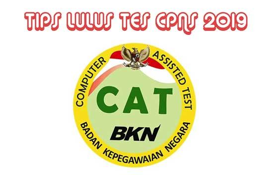 Tips Menjawab Soal Tes Cpns Di Sistem Cat Bkn Agar Lulus Cpns 2019 Pikiran Positif Tips Belajar