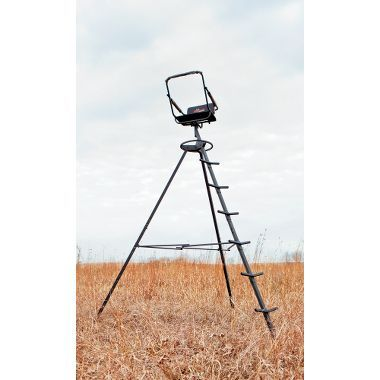 Big Game Treestands The Pursuit 12 Ft Tripod Big Game Big Game Hunting Big