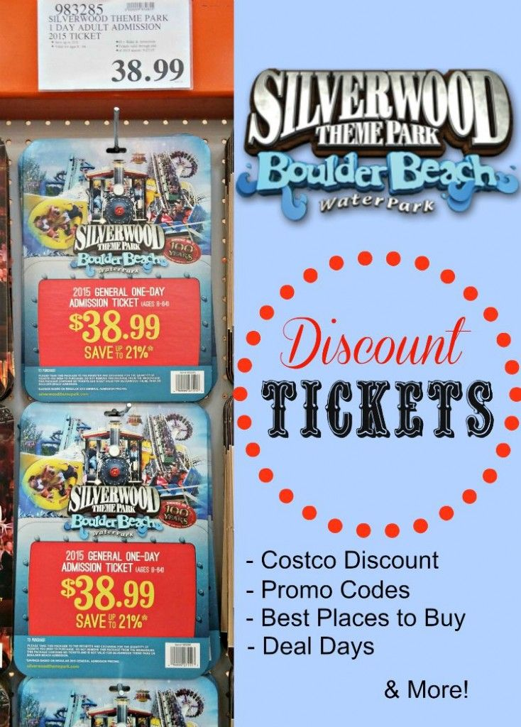 How To Find Discount Tickets For Silverwood Theme Park Theme Park Summer Road Trip Fun Places For Kids