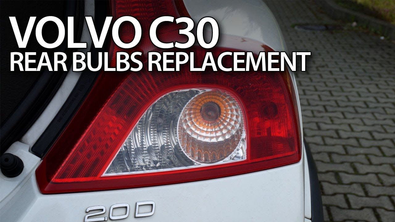 change vw golf brake light bulb