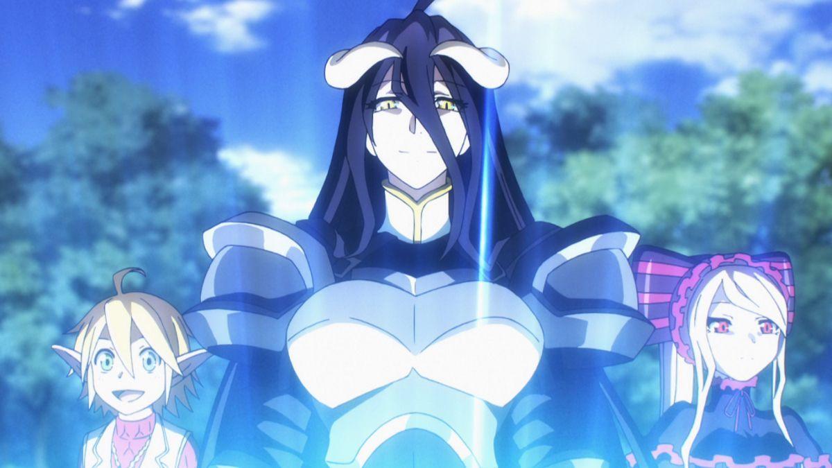 Overlord III Episode 1 Official Anime Screenshot (C)Kugane