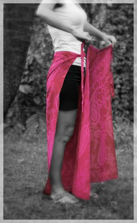 Le pantalon thaï sous toutes les coutures – L atelier de Tralaline