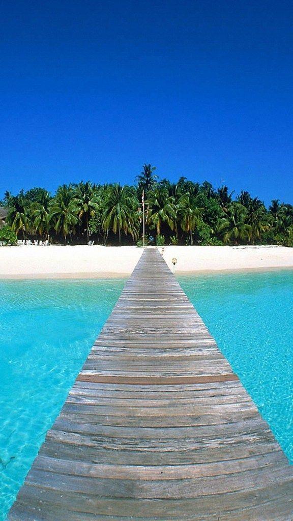 Beach Cell Phone Wallpaper Wallpaper Traveler Lugares De Vacaciones De Ensueno Lugares Preciosos Playas Exoticas