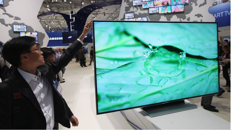 Your Smart TV Could Be Hacked to Spy On You Smart tv