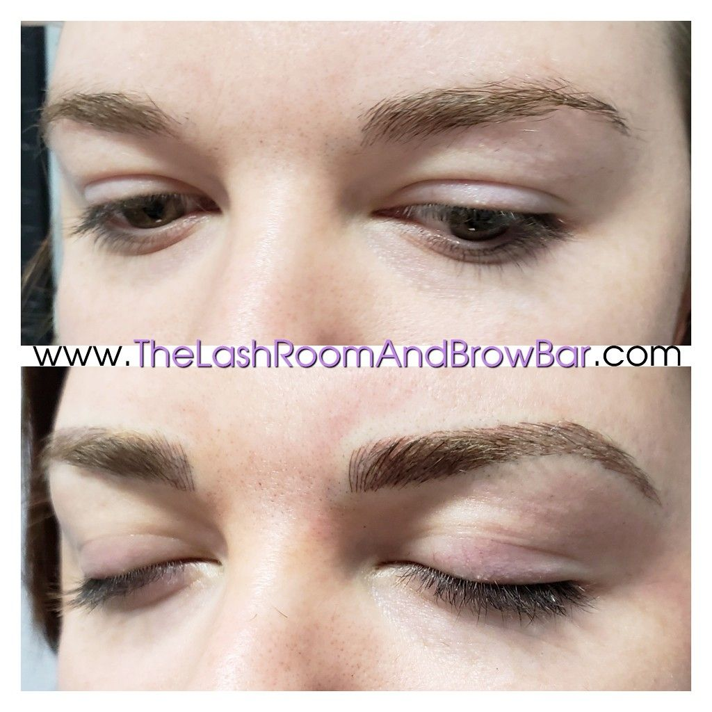 Microblading With Li Pigments Is Cappuccino And Grey Vanish Www