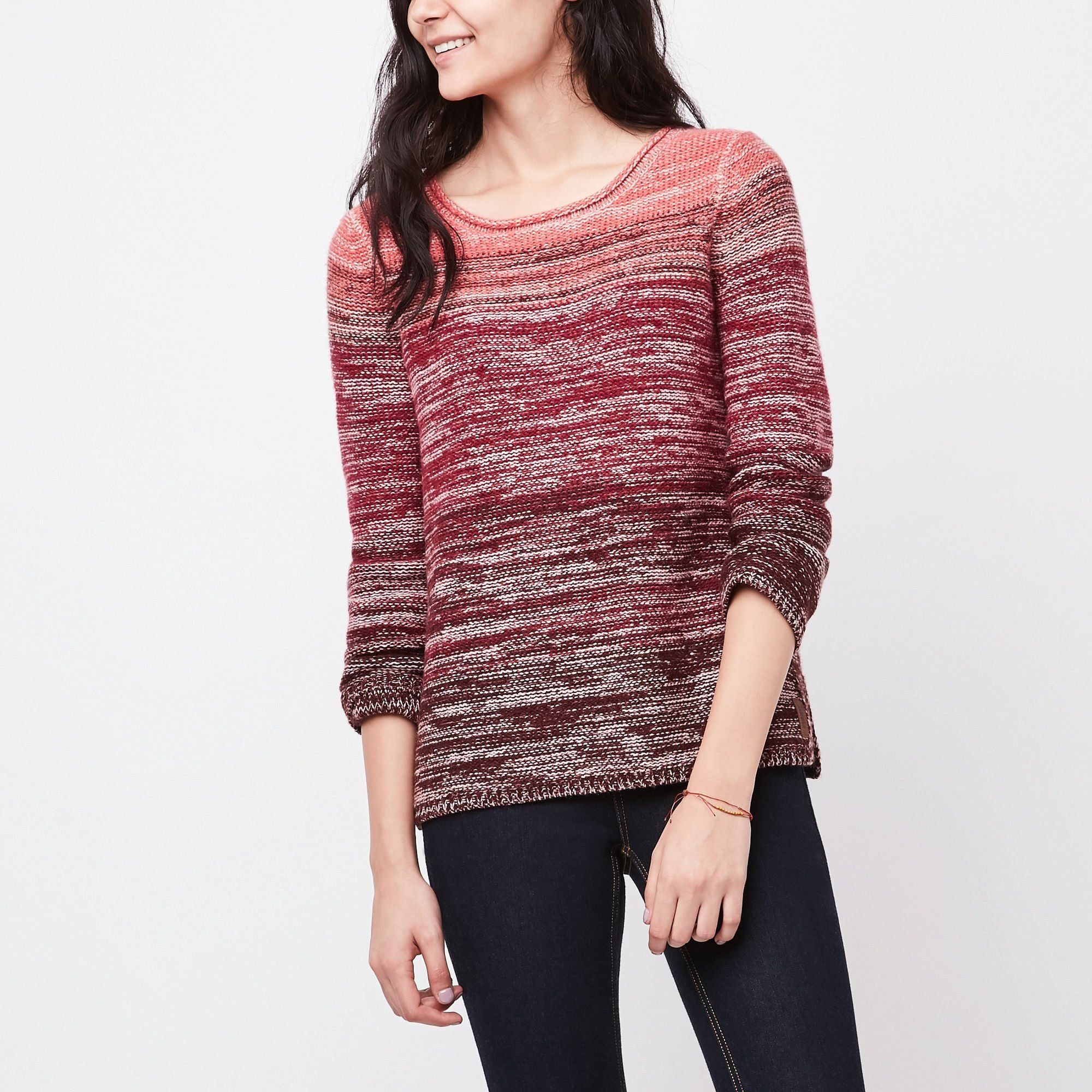 Terrosa space dye sweater roots spaces and lifestyle