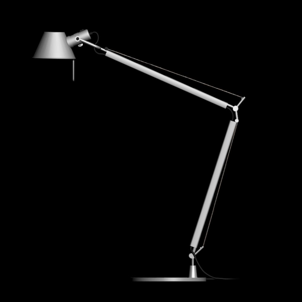 Artemide Tolomeo Tavolo Mit Tischfuss Schreibtischlampe Lampen