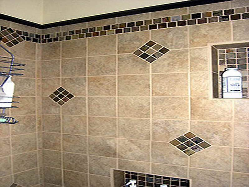 Outdoor Decorative Tiles For Walls Delectable Bathroom Tile Patterns  Of Bathroom Tile Designs Writeup Which Inspiration
