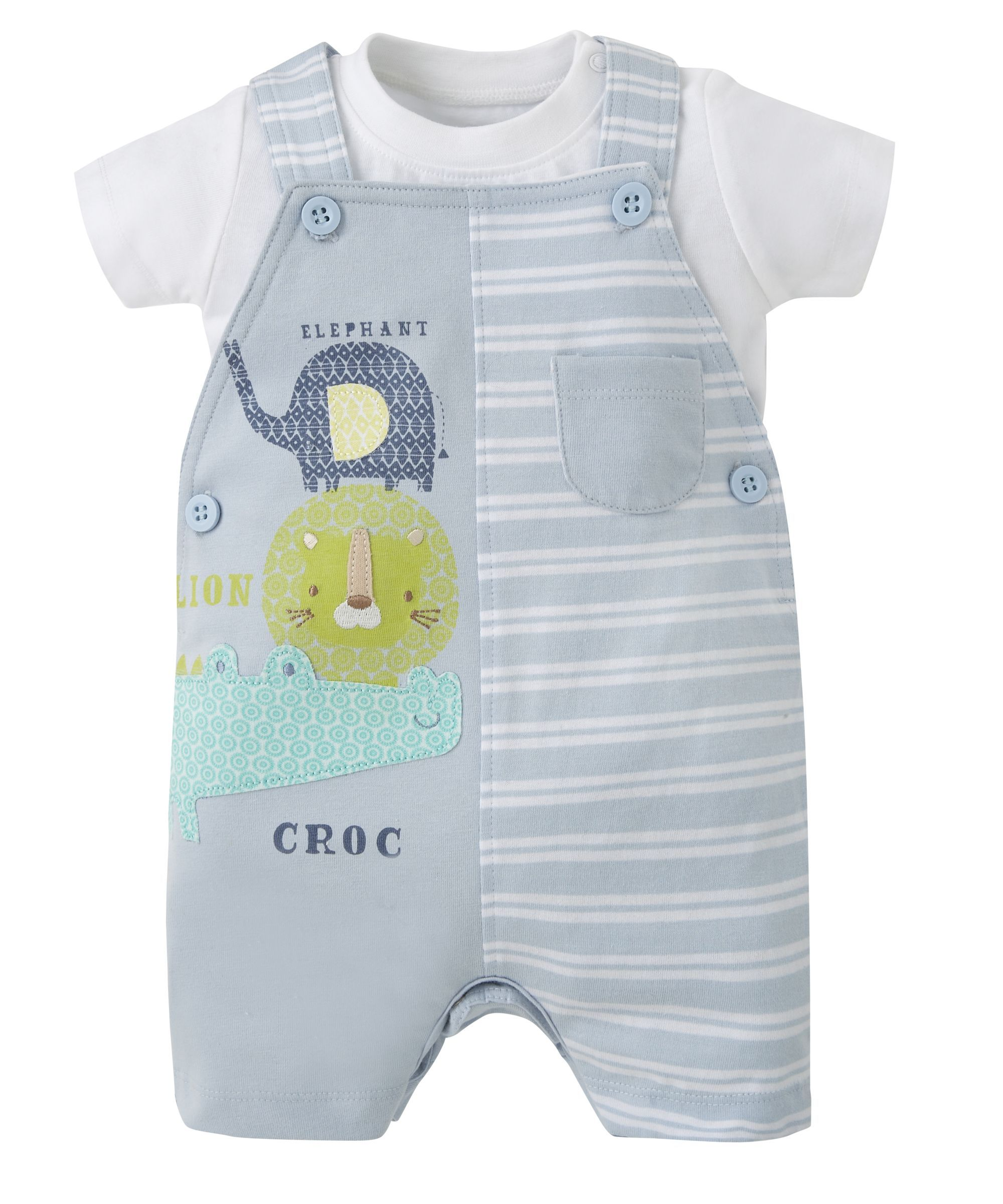 881693aa Wild Animal Bibshort Set From Mothercare. I want everything in Mothercare  at the moment!
