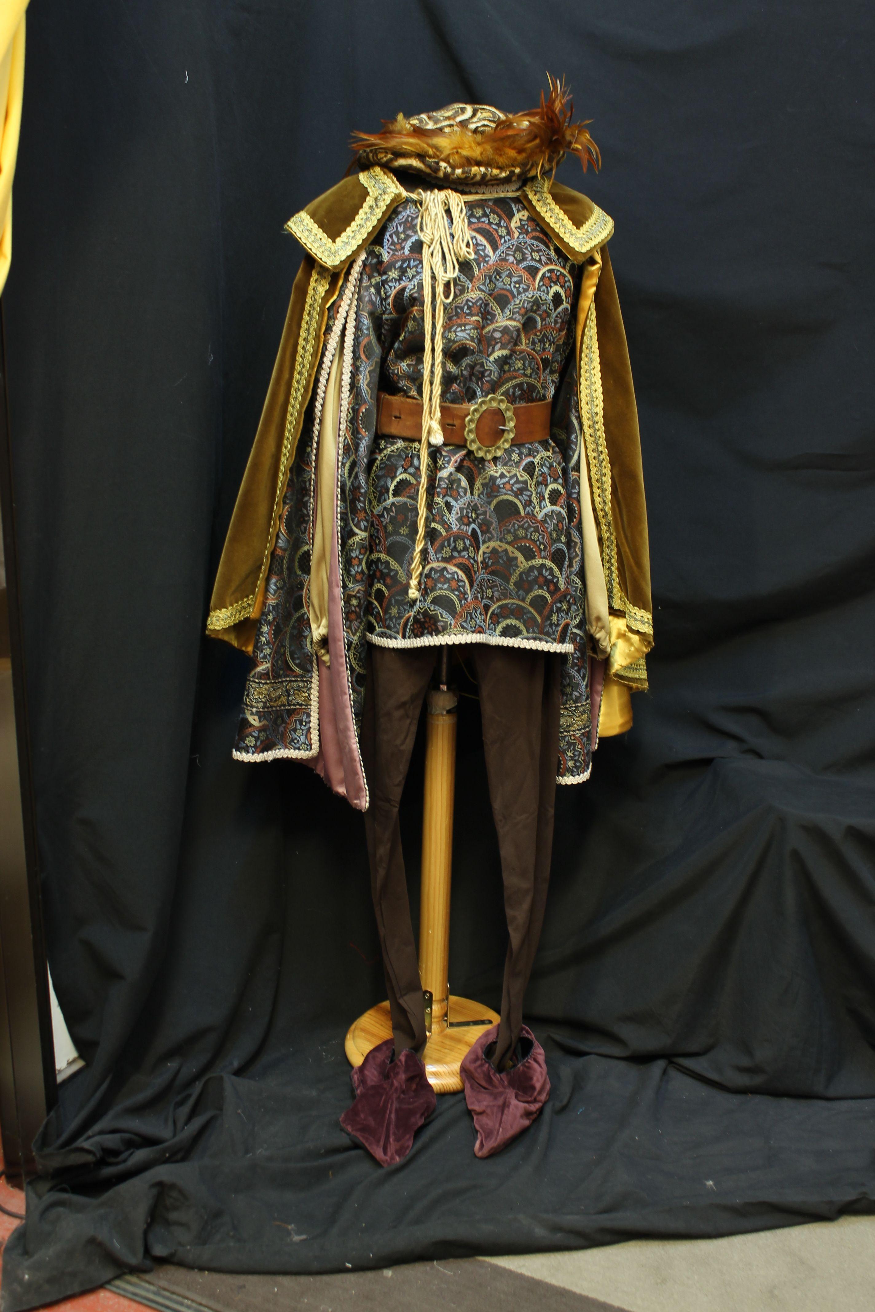 Paje Reyes Magos Vestuario Costumes Cabalgata Pajes Trajes De Películas Ropa Medieval