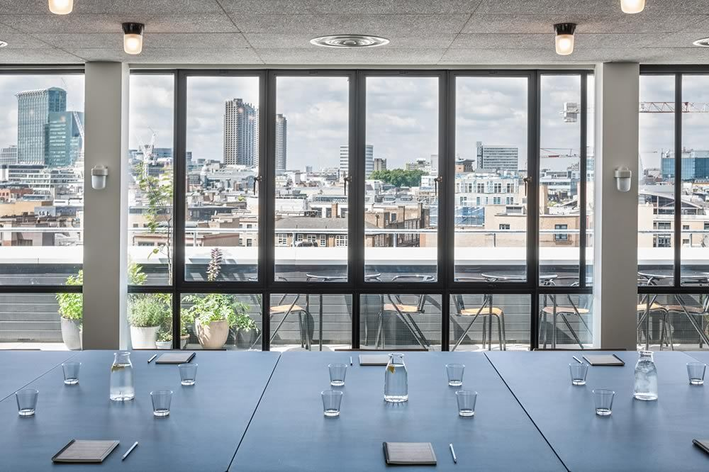Ace Hotel London Event Spaces Are Ideal For Your Next Meeting Or In East View The Unique Venue Options At Our Design Shoreditch