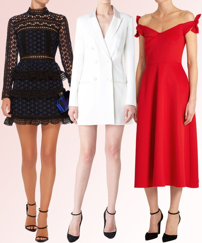 30cb0f2a6df30 We Found the Best Holiday Dresses for Your Body Shape