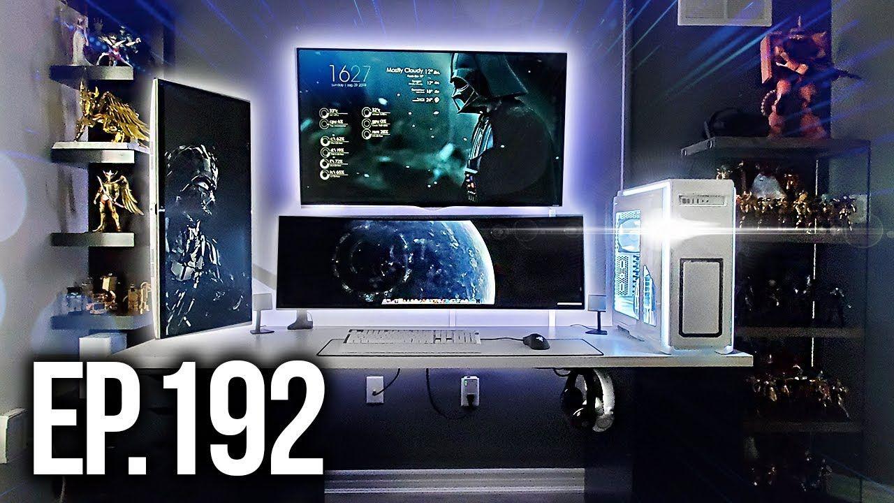 Room Tour Project 192 - BEST Gaming Setups! - YouTube #gamingsetup