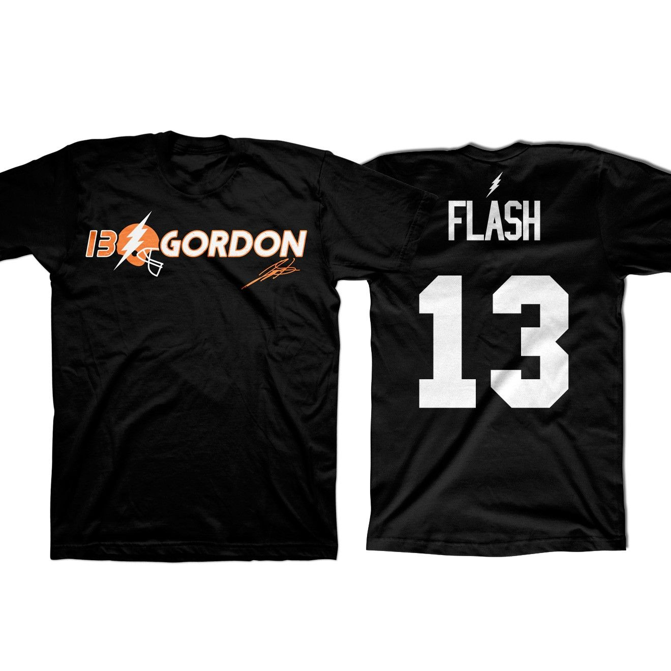 buy online c218e 40ebe Josh Gordon Flash T-shirt #Gordon #Browns #football www ...