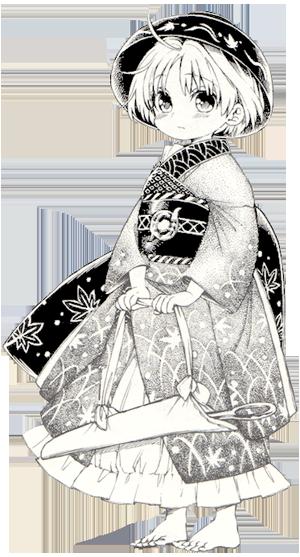 東方鈴奈庵で一番可愛いキャラといえば 2ch東方スレ観測所 東方 かわいい イラスト マンガアート