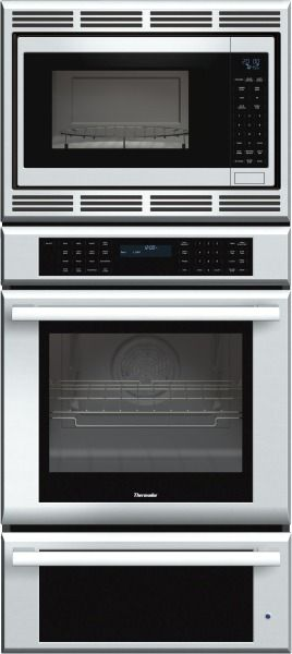 27 Inch Masterpiece Series Triple Oven Convection Microwave And Warming Drawer