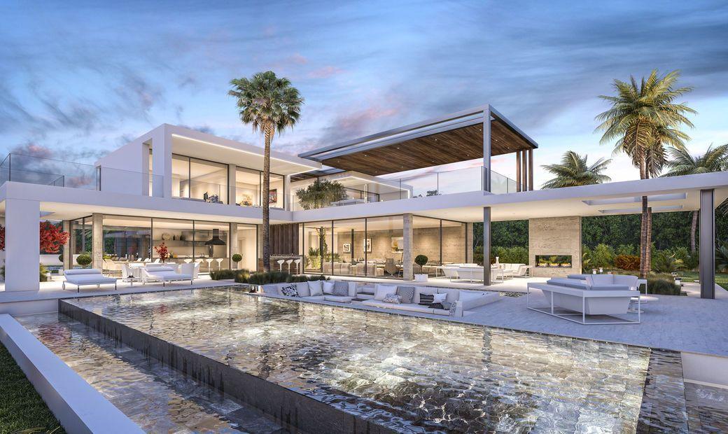 Amazing New Modern Luxury Villa Project In Marbella, Spain. In Marbella Spain For  Sale On JamesEdition