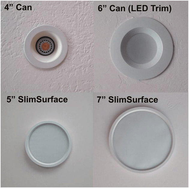 22 Diffe Types Of Recessed Lighting