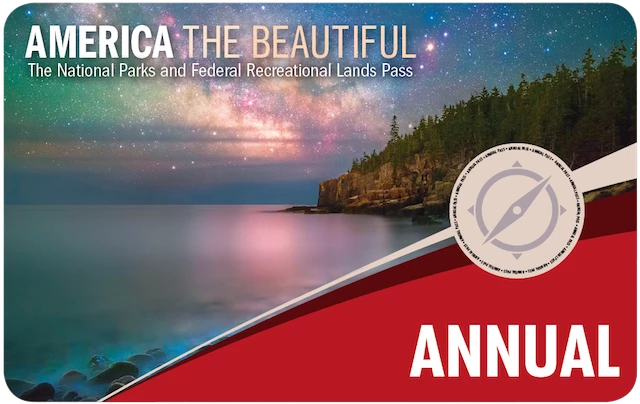 America The Beautiful National Park Pass Expires May 31 2022 National Park Pass National Parks Us Forest Service