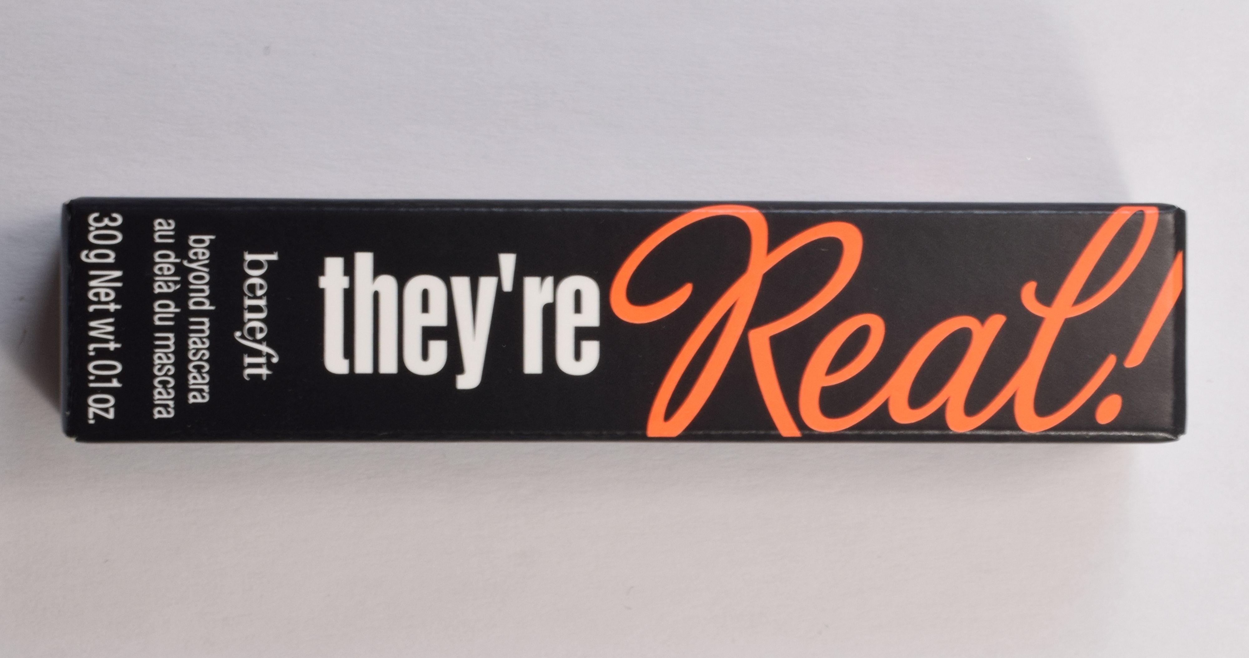 Benefit They're Real! Mascara BNIB - $4.50 (Stephanie E)
