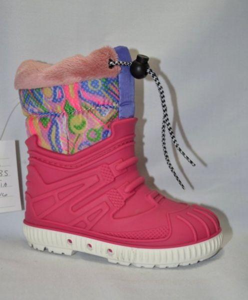 Top bimbo - G&G Footwear 1693 fuxia bianco