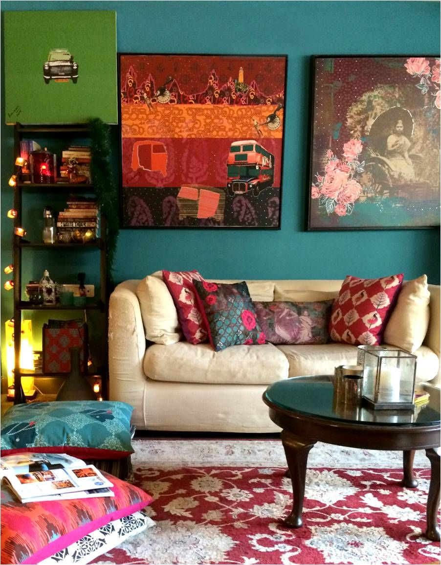 Home interior colour combination hot colour combinations this monsoon for living room  inspiration