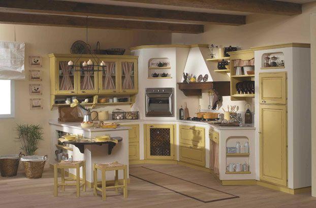 4-cucina-senape-tabacco.jpg (622×410) | Дизайн интерьера и ...
