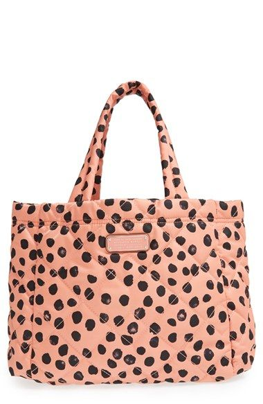 9d755ba14586 MARC+BY+MARC+JACOBS+ Small+Crosby +Quilted+Nylon+Tote +available+at+ Nordstrom