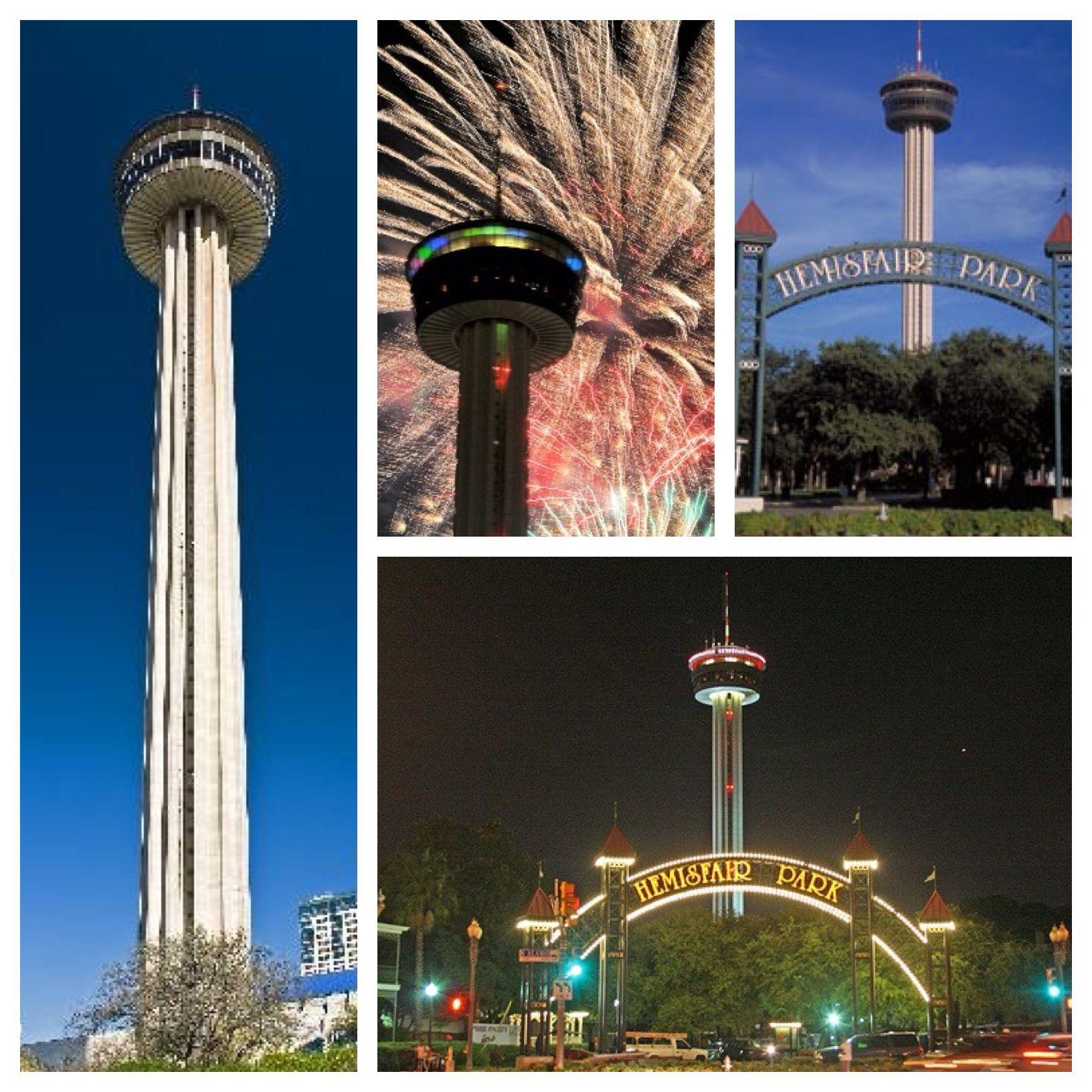 Hemisfair Park In Downtown San Antonio Was Built To Host