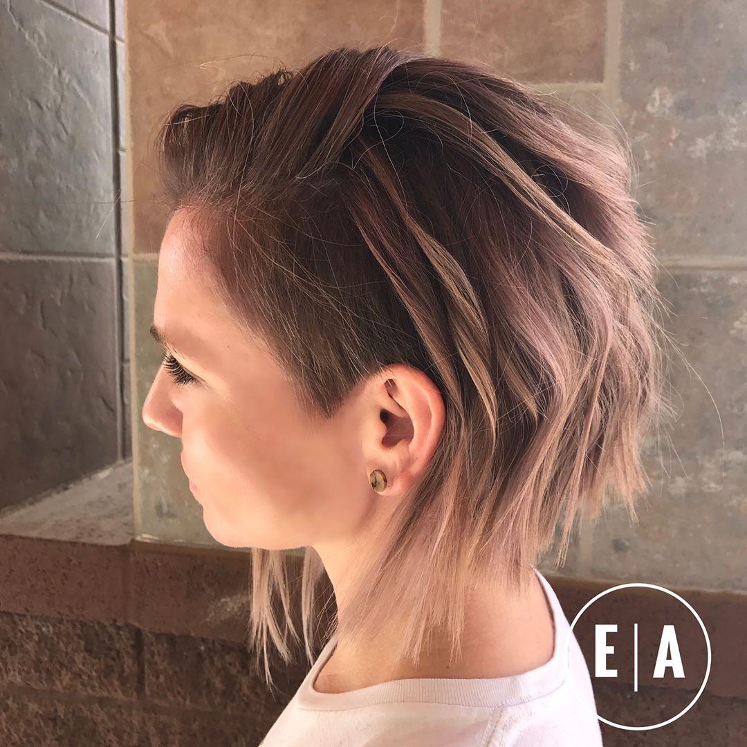 10 Amazing Short Hairstyles for Free-Spirited Women pics