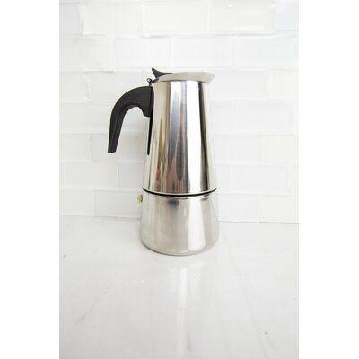 Home Basics Home Basics Espresso Maker #espressomaker