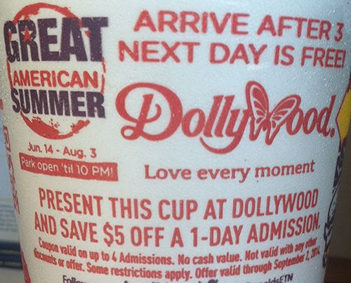 image about Dollywood Printable Coupons named Dollywood Price reduction Tickets - $13 Off Just about every Grownup Ticket