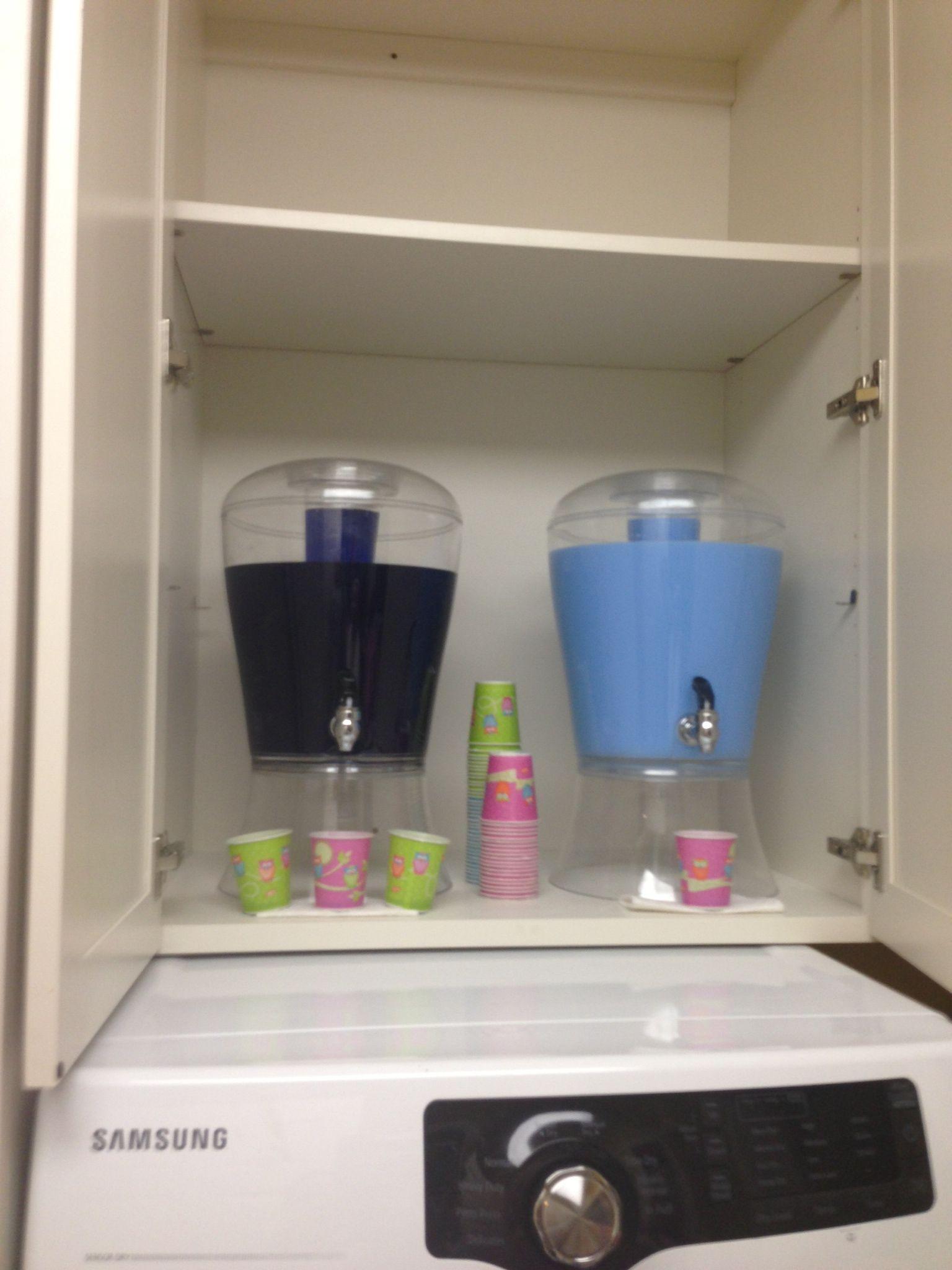Laundry Detergent Dispenser Lemonade Dispensers I Seriously Hope