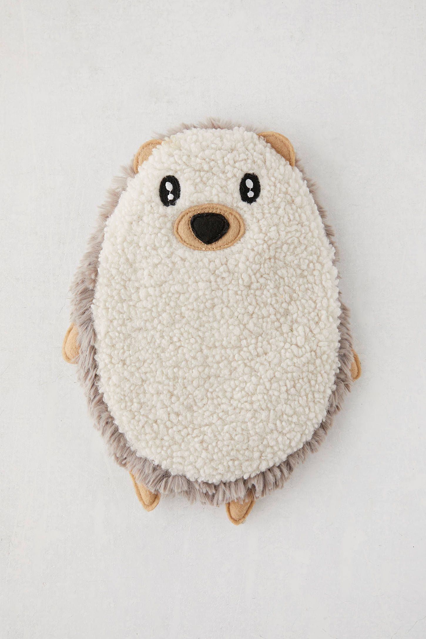 Huggable Hedgehog Cooling Heating Pad Heating And Cooling